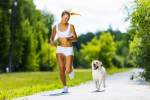 exercise-for-pregnant-dog