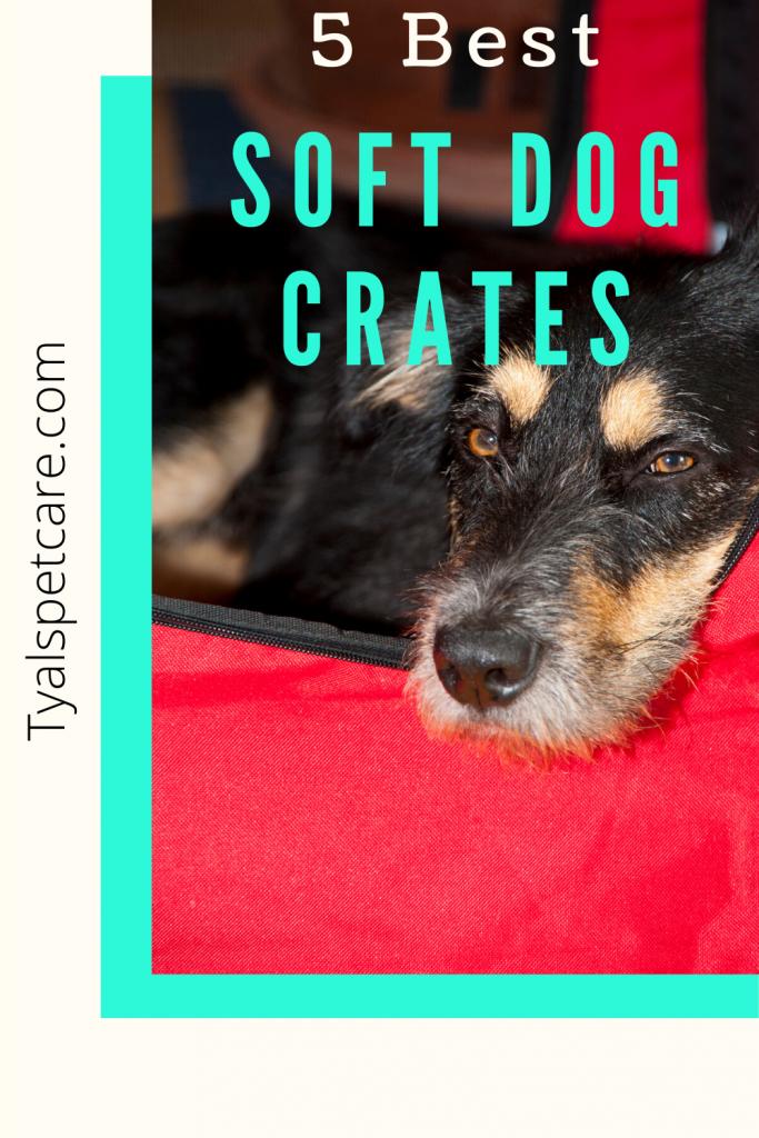 5 best soft dog crates
